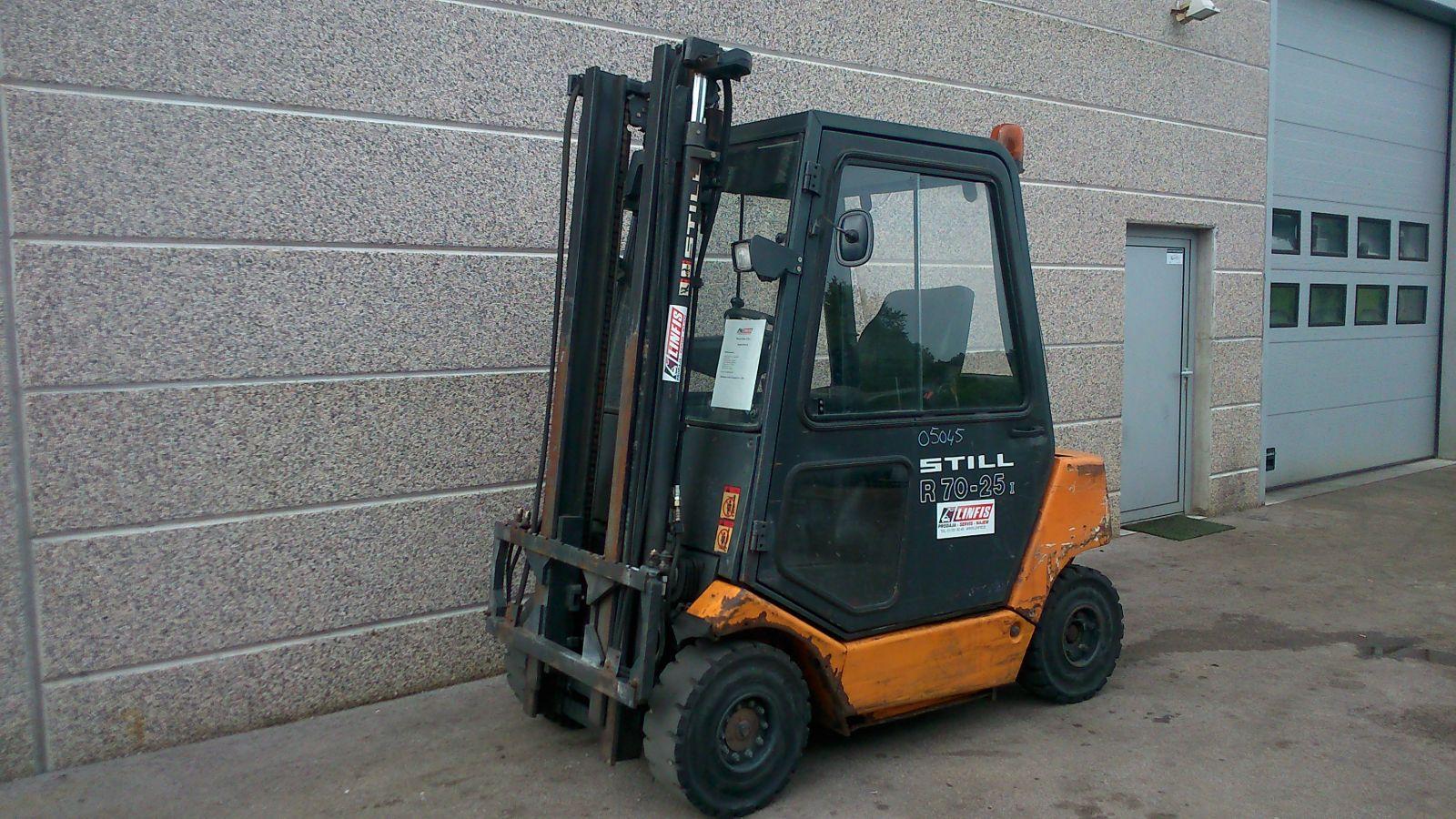 Rabljen-Diesel-viličar-STILL-model-R70_25I